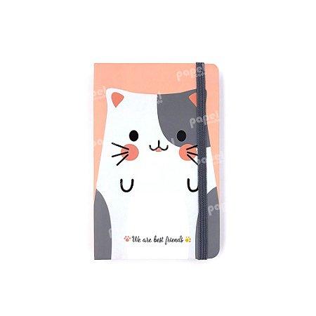 Caderneta Pequena Gatos