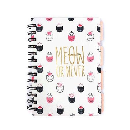 Caderninho Organizador Meow