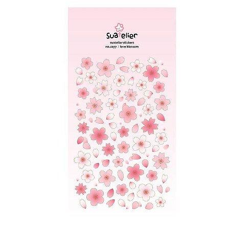 Adesivo Love Blossom