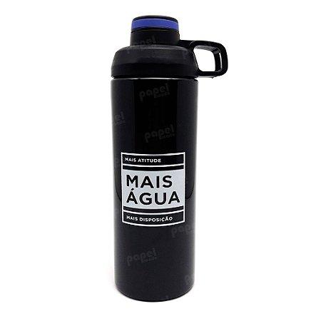 Garrafa Esportiva Mais Água