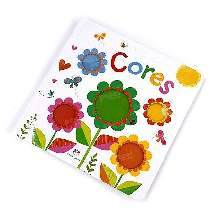 Livro Criativo Aprendendo Sobre Cores