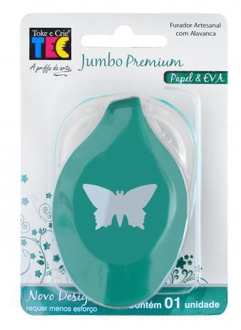 Furador Jumbo Premium Borboleta