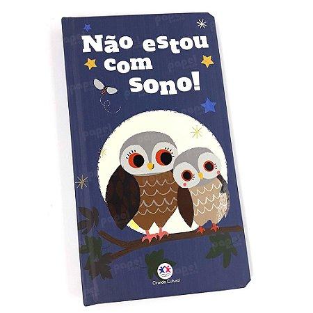 Livro Educativo Sobre Animais Noturnos