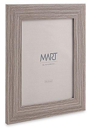 Porta Retrato 10x15 em MDF Largo Cinza