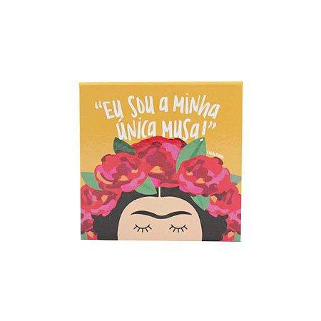 Bloco de Anotações Frida Musa