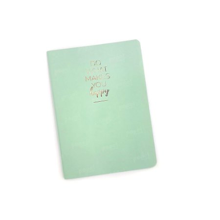 Caderninho Happy Verde