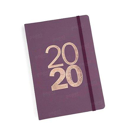 Agenda Semanal 2020 Vinho