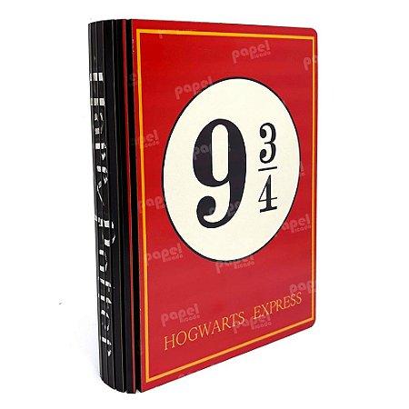 Caixa de Livro Plataforma 9 ¾