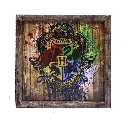 Quadro Decorativo Hogwarts
