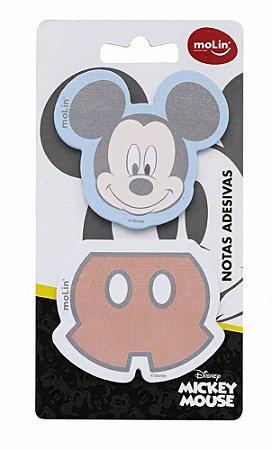 Bloco Notas Adesivas Mickey Mouse