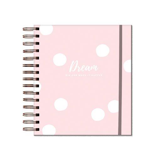 My Planner 2020 Dream Rosa
