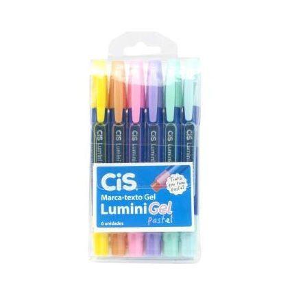 Conjunto Lumini Gel Pastel