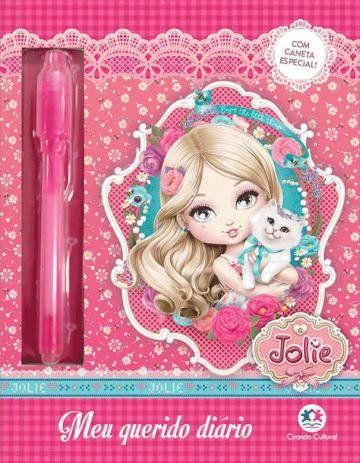 Meu Querido Diário Magico Jolie