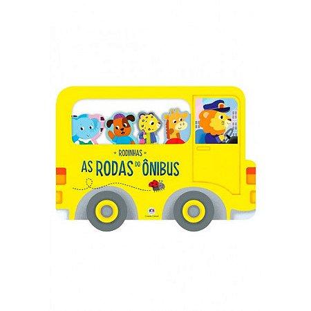 Livro As Rodas do Ônibus