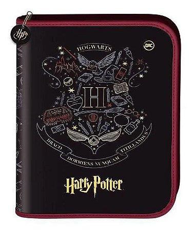 Fichário Argolado Harry Potter
