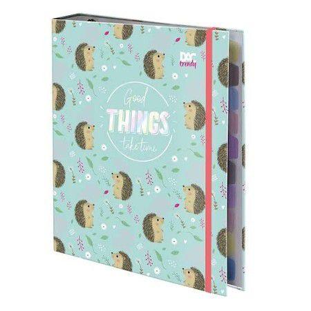 Caderno Argolado Ouriço
