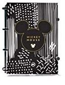 Fichário Mickey Mouse Capa Transparente