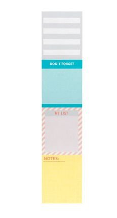 Rolo Washi Tape Don't Forget 5cmx3m