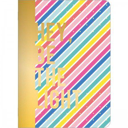 Brochura Pequena  32 Folhas Hey, Be the Light