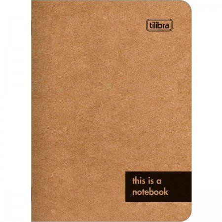 Brochura Kraft Grande 32 Folhas This Is A Notebook
