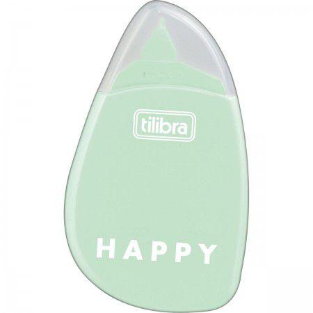 Fita Corretiva Happy Verde Pastel
