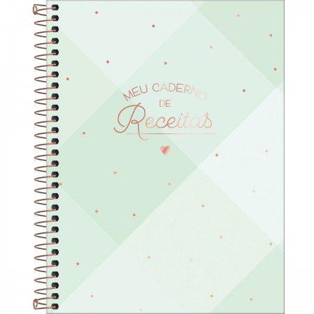 Caderno de Receitas Soho Verde