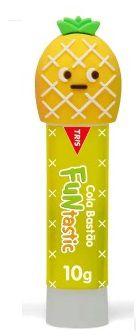 Cola Bastão 10g Abacaxi