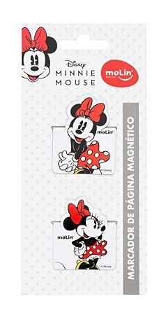 Marcador Magnético Minnie Mouse
