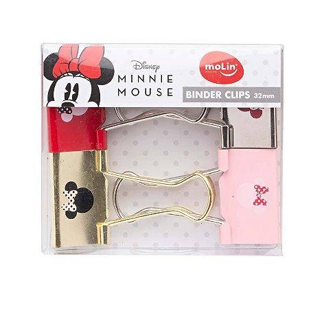 Conjunto 4 Binder Minnie Mouse