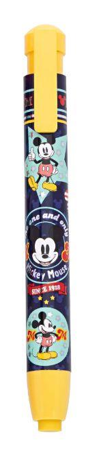 Caneta Borracha Michey Mouse Amarela