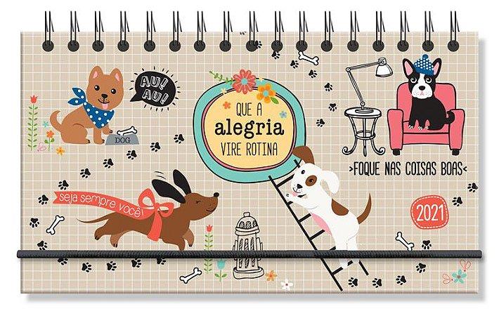 Agenda 2021 Cachorro Mini Semanal