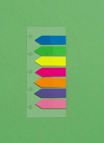 Marcador Adesivo para Caderno Inteligente