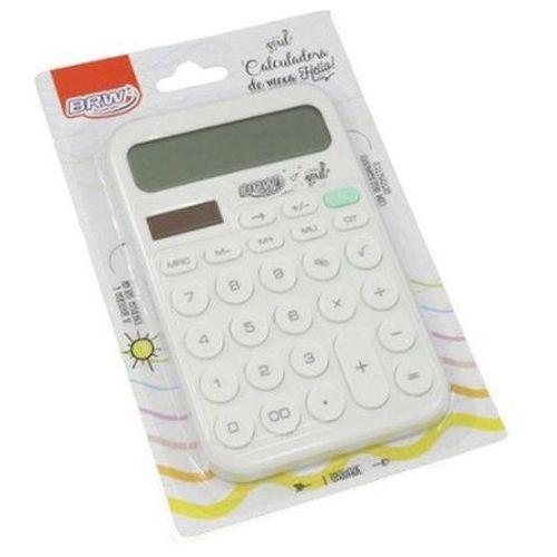 Calculadora de Mesa Branca