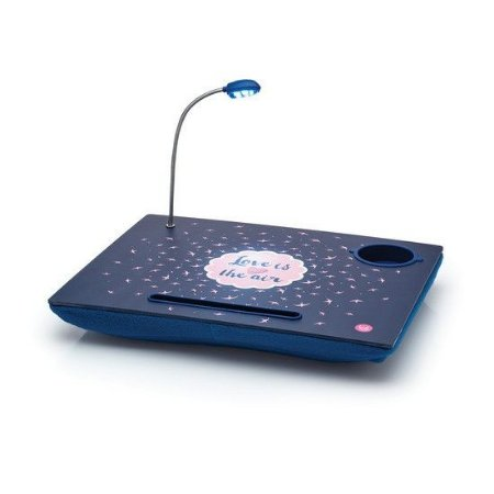 Bandeja Para Notebook com Led Love Is In The Air