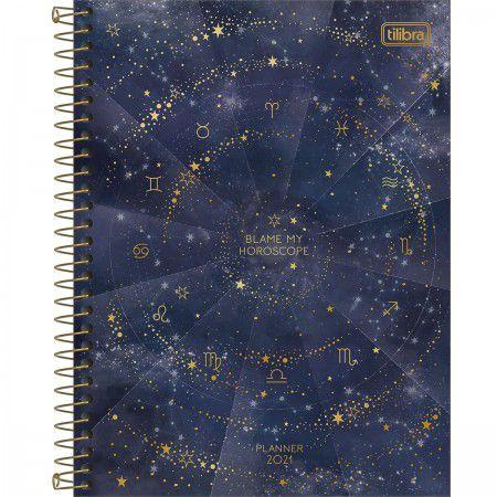 Planner Espiral 2021 Astrologia