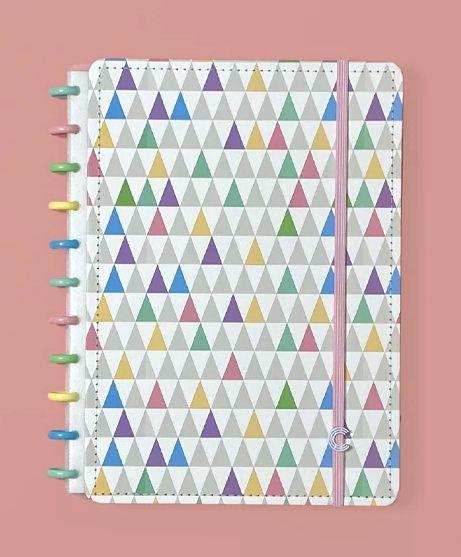 Caderno Inteligente Triângulos A5