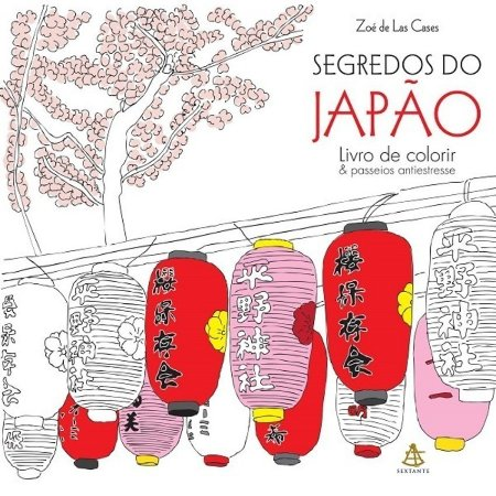 Livro Segredos do Japão