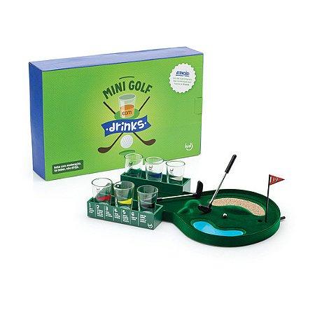 Jogo Mini-Golf com Drinks