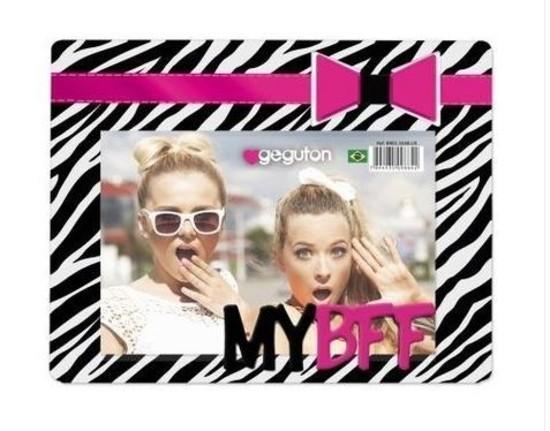 Porta-Retrato BFF Zebra
