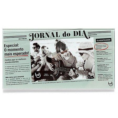 Porta-Retrato Jornal do Dia
