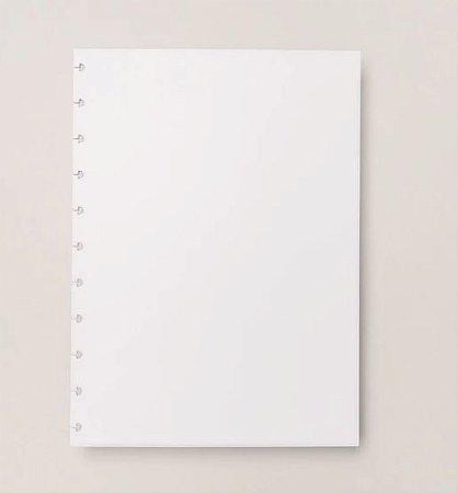Refil Caderno Inteligente Grande Liso