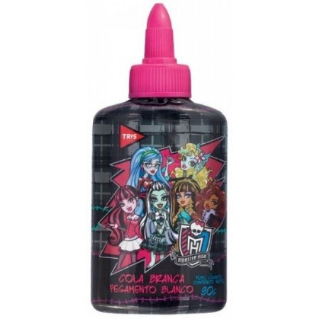 Cola Monster High 90 gramas