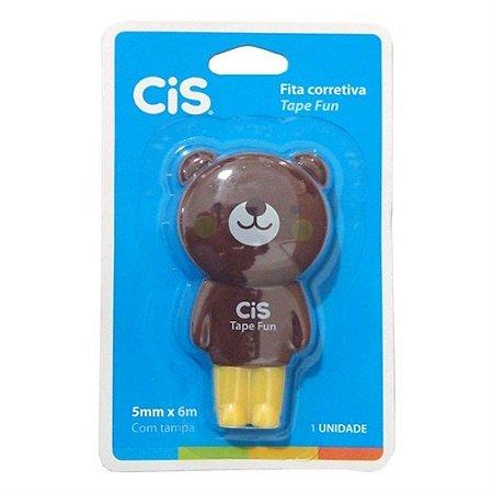 Fita Corretiva Tape Fun Urso