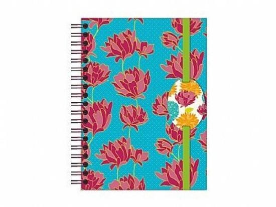 Caderno Belle Com Divisória