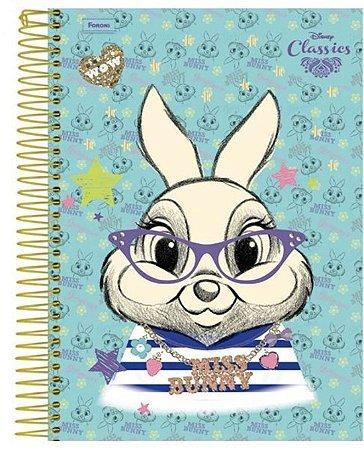 Caderno Clássicos da Disney 200 Folhas