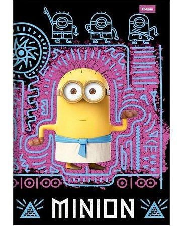 Caderno Brochurão Minion Tom