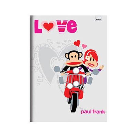 Caderno Brochura Paul Frank