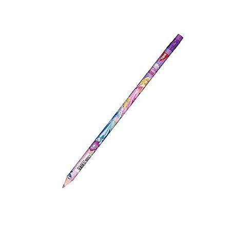 Lápis Princesas Disney Cinderela - Lilás