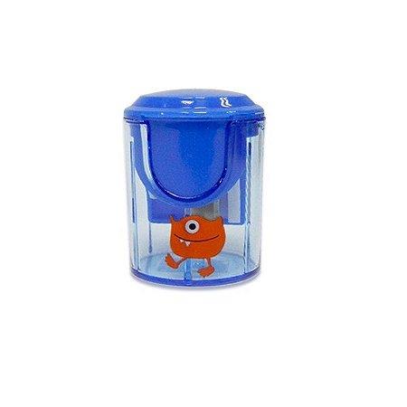 Apontador Monstros Azul