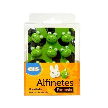 Alfinete Animais - Sapo